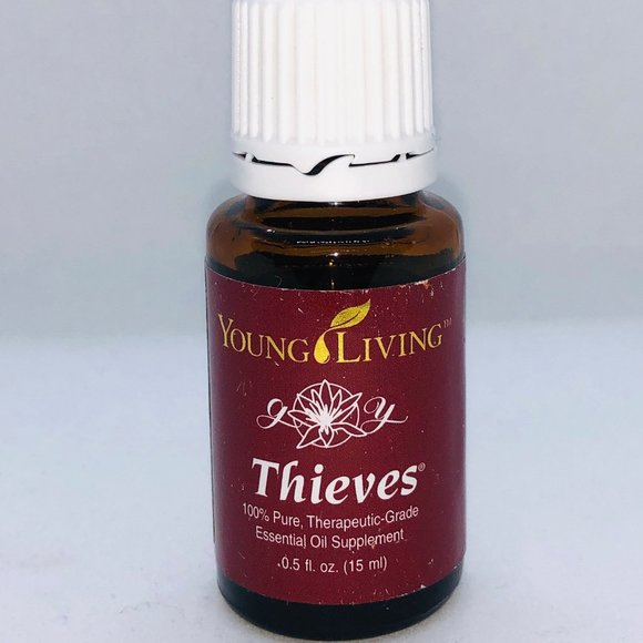 Young Living Essential Oil: Thieves